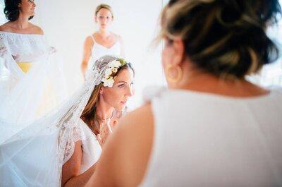 Que tipo de noiva são? Venham conhecer os 6 tipos de noivas e saibam a resposta!