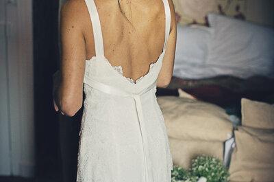 7 choses à faire avant d'enfiler votre robe de mariée