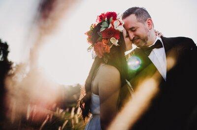 Entre flores y credos: Cómo tener la ceremonia de tus sueños