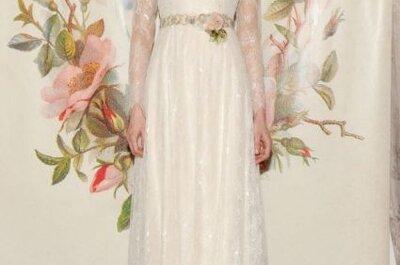 Claire Pettibone - suknie ślubne na 2014 rok