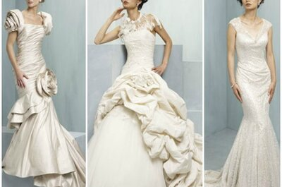 Supernova 2013: la última colección de Ian Stuart para novias poco convencionales