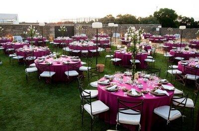 Cómo elegir los manteles para el día de tu boda
