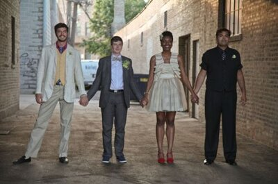 All About Attendants: Your Gay Wedding Party
