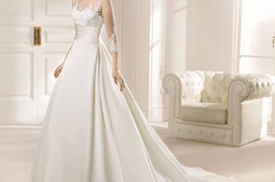 Selección de vestidos de novia San Patrick – Colección 2013
