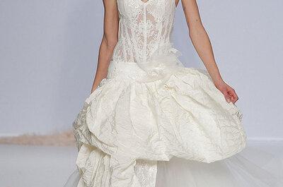 Ventajas de los vestidos de novia convertibles y desmontables para este verano