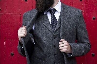 Hombre con barba…¡cuando el esposo está super sexy!
