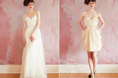 Lindas opções de vestidos para usar na primavera