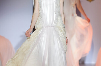 Vestidos de noiva Raimon Bundó 2014