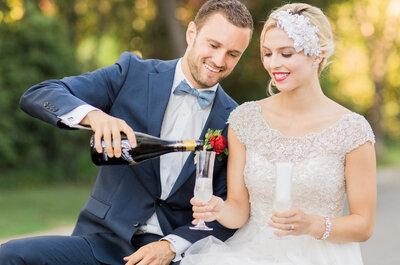 Las maneras más divertidas y románticas de celebrar tu aniversario de bodas