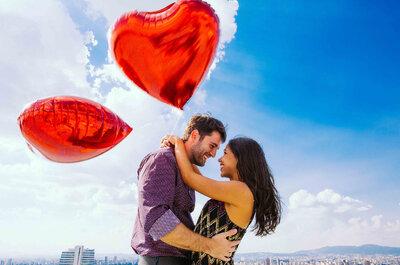¿Cómo hacer la pedida de mano más romántica?