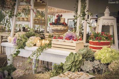 Las 10 mejores pastelerías para ponqué de bodas en Medellín