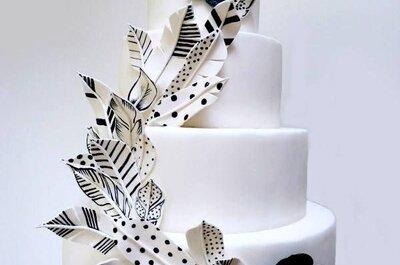Las 10 mejores pastelerías donde encargar la torta de novios en Santiago de Chile