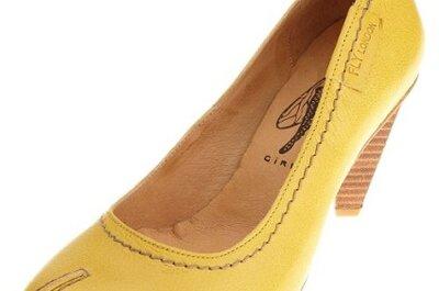 Sapatos de noiva coloridos? Sim, aceito!
