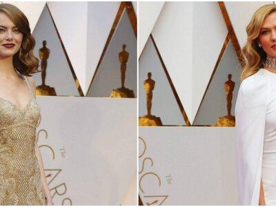 Oscars 2017 : les plus belles tenues des célébrités!
