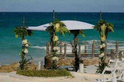 Wedding Planner en Quintana Roo: 6 profesionales que transformarán tu boda