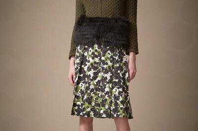 Einladende Inspiration: Die Herbst/Winter-Brautmoden-Kollektion von Carolina Herrera