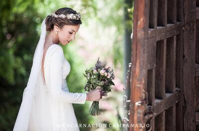 Cómo elegir mi vestido de novia si no soy modelo