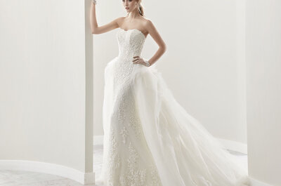 Uno su un milione, ovvero come riconoscere l'abito da sposa dei tuoi sogni