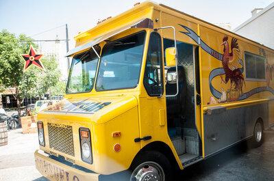 Los food trucks como apuesta perfecta para el banquete de bodas
