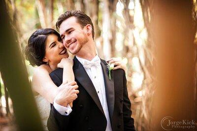 Marisa y Daniel: Una boda de película... ¡Los detalles te encantarán!