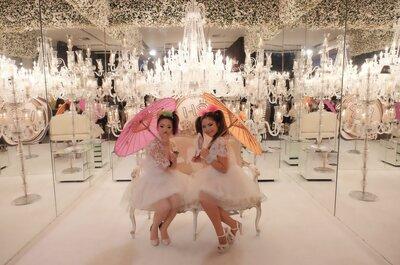 Casamoda Noivas Mais 2015: seu casamento será incrível com estes detalhes