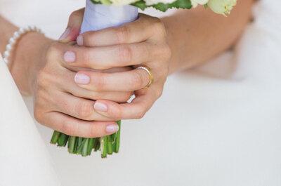 Ein Brautstrauß als Frühlingsboten: Für alle Bräute die im Frühling JA sagen!