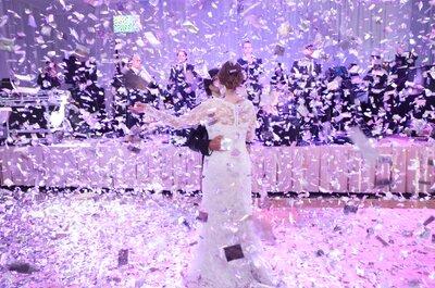 Los 8 errores más comunes al organizar tu boda. ¡Aléjate de ellos!