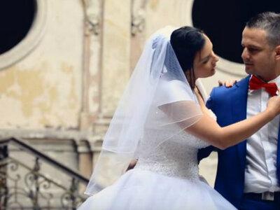 Wspaniałe wideo ślubne z wesela w zamku! Nie przegap tego!