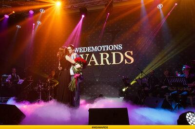 V Юбилейная Премия WEDEMOTIONS AWARDS 2016