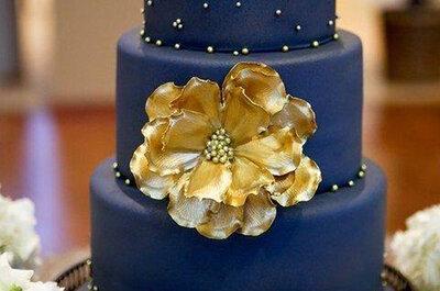 Decoração dourada para o seu casamento: os melhores exemplos?