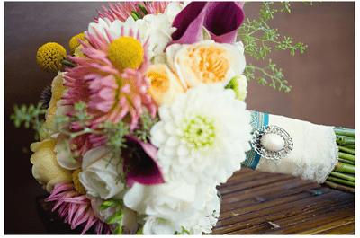 Los ramos de novia más bonitos para el 2014