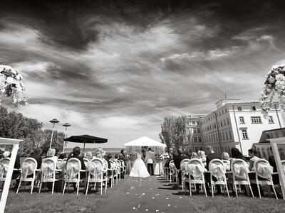 Hochzeitsfotografen in ganz Deutschland zeigen ihre Sinfonie der Schwarz-Weiß-Fotografie