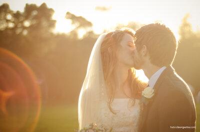 Tendência em casamentos: faça um site dos noivos