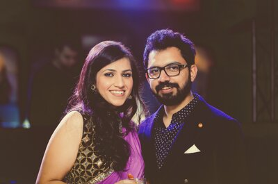 Fabulous Real Wedding of Chandini and Kanishk: The one that was super amazing