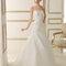 Suknia ślubna z kolekcji Luna Novias 2014. Model: EGEA