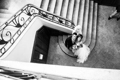 Elodie + Christopher : Leur mariage ensoleillé à quelques pas de Carcassonne