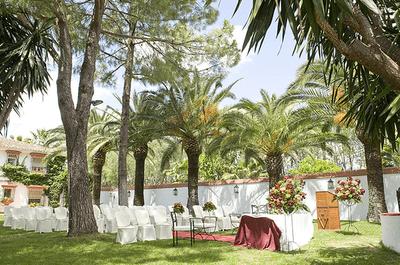 Las mejores haciendas y cortijos para bodas en Sevilla