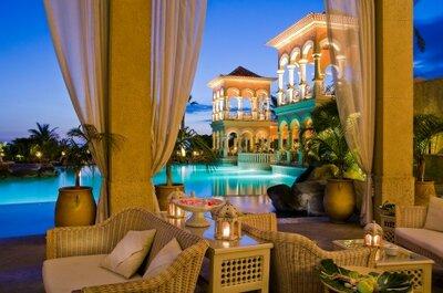 Mariage de rêve à l'IBEROSTAR Grand Hotel El Mirador de Tenerife