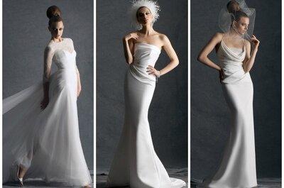 Encantadora colección de vestidos de novia Cymbeline 2014