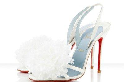Inspiración: zapatos de novia Christian Louboutin