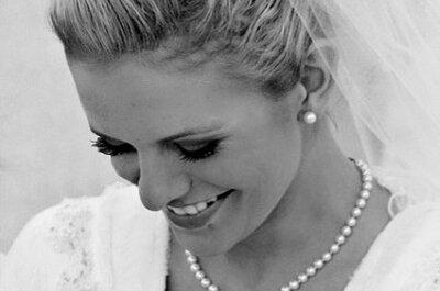 Elegante sieraden voor de klassieke bruid