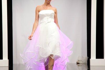 Die 5 herausragendsten Brautkleider der Modatex Fashion Fair 2012 in Essen