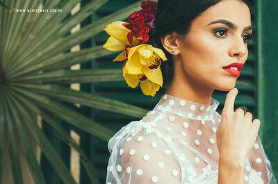 Chido: editorial inspirado em Frida Kahlo é uma festa de cores, estilo e personalidade!