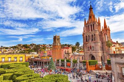 Cásate en San Miguel de Allende: El pueblo mágico que tu boda necesita... ¡Conócelo!