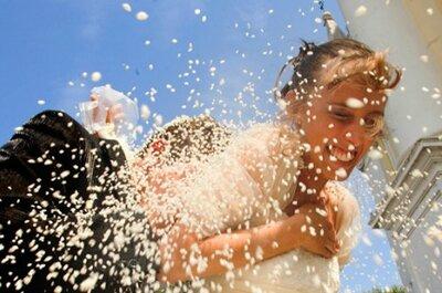 Lancio del riso sugli sposi? Mantenete la tradizione... rinnovandola!