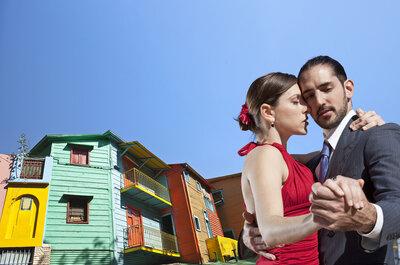 Lua de mel em Buenos Aires com o melhor custo benefício do mercado!