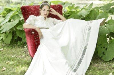 Les robes de mariée novatrices d'Ofildélo : des tops et jupes à combiner !