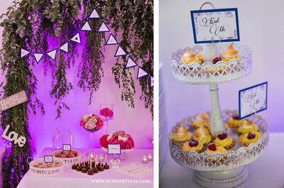 Niespodzianki w menu weselnym, czyli coś extra dla podniebienia weselników