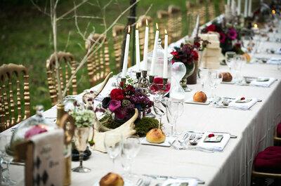 Noor Weddings, l'agence qui allie raffinement des réceptions à la française et chaleur des mariages orientaux
