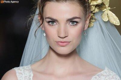 Os mais belos acessórios para a noiva Pronovias 2014